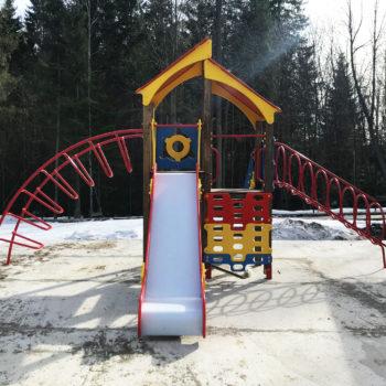 Детская площадка 4