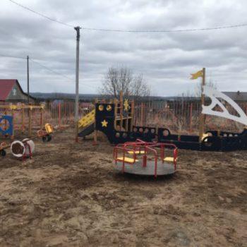 Детская площадка 5
