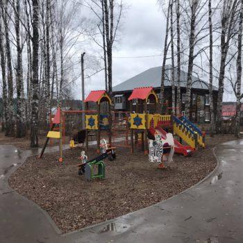 Детская площадка 8