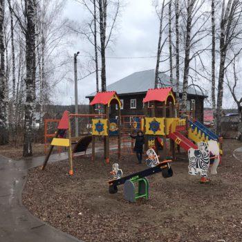 Детская площадка 9