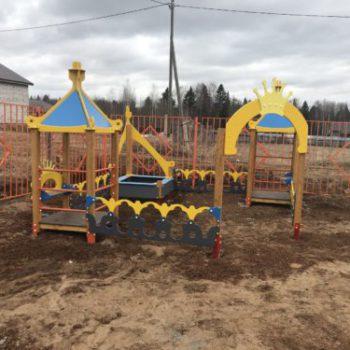 Детская игровая площадка, Нытва